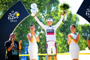 The White Jersey - Awarded to the Best Young Rider
